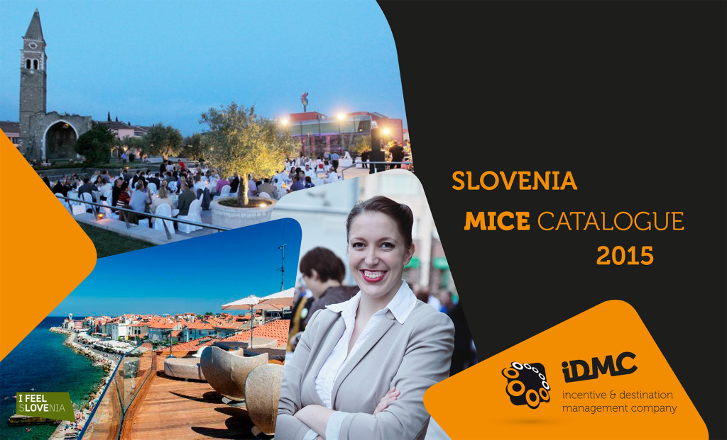 Slovenia MICE catalogue 2015